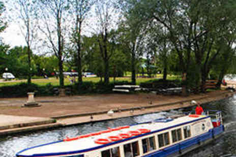 Bancroft Cruisers - River Avon Cruise with Cream Tea - Save 52%