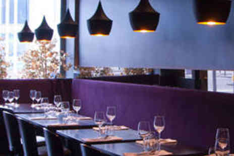 Doost Persian Grill & Vodka Bar - Three Course Meal for Two with Drinks - Save 58%