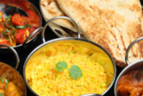 Red Fort - £37 to Spend on Food and Two Drinks - Save 51%