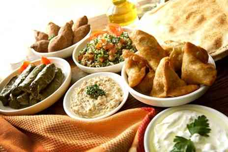 Alanya Turkish Restaurant - Meze Platter  - Save 60%