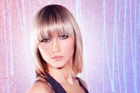 Xana Beauty - Half Head Highlights or Full Head Colour With Cut and Finish Massage - Save 65%