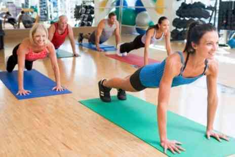 Newcastle Fitness Club - Circuit Training One Month Membership With Nutritional Advice and e Books - Save 78%