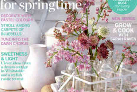 Country Living - 12 Issue Subscription to Country Living Magazine - Save 57%