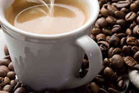 White and Black Coffee Company - Coffee Making Workshop for Two - Save 52%