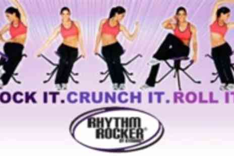 Home Shopping Mall - Dancing shape with the Kymaro Rhythm Rocker - Save 50%