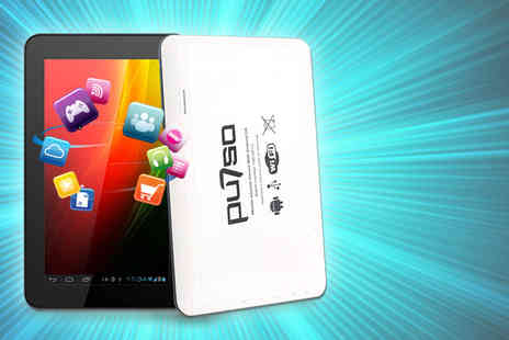 Designer Numbers - 7 inch Android touchscreen tablet PC with camera and 4GB storage - Save 51%