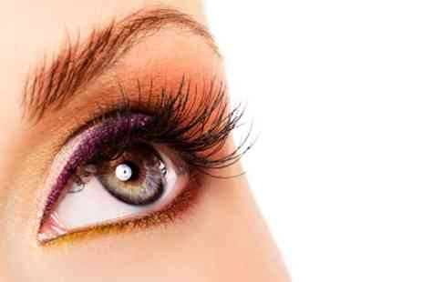 Out of Essex - Brow treatment and semi permanent lash tint - Save 69%