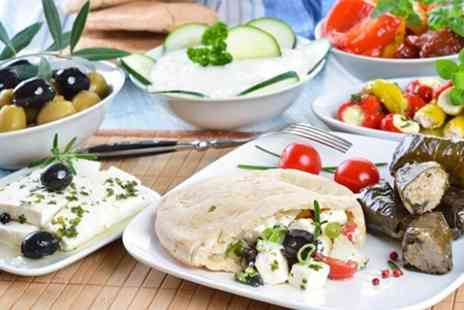 Mangal - Mediterranean Meze Ten Dishes For Two Plus Wine  Save 49%