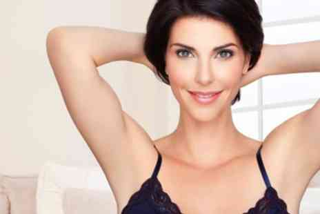InStyle Beauty Studio - Six IPL Hair Removal Sessions Including Half Legs - Save 69%