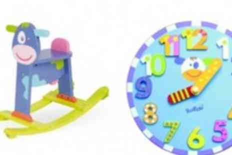 EcoToyStore - £20 Voucher to Spend on Childrens Eco friendly Toys - Save 50%