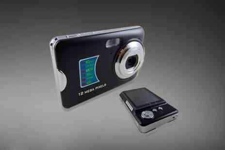 Tanning and Beauty World - 12 MP Digital Camera rr - Save 25%