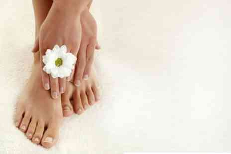 The Nail Fairy - Luxury Facial Plus Luxury Pedicure  - Save 56%