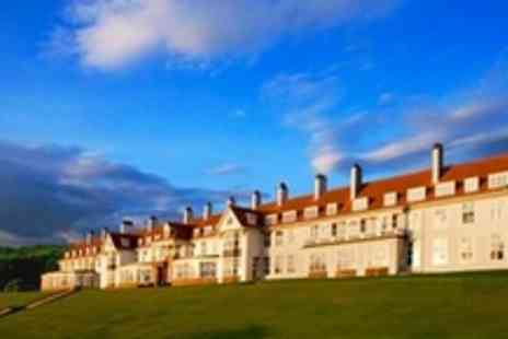 Turnberry Resort - One Night Stay for Two With Three Course Meal and Breakfast - Save 70%
