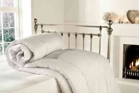 The Bedding Company - Silentnight Duvet in Choice of Tog - Save 57%