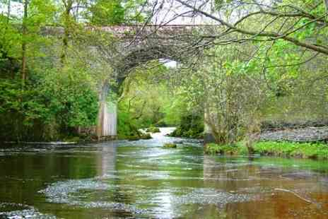 Bridge of Cally Hotel - In Perthshire Two Night Stay For Two With Breakfast - Save 18%