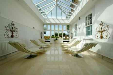 Slimmeria Retreat - In East Sussex Seven Day Stay With Juice Programme, Holistic Treatments, and Fitness Classes - Save 19%