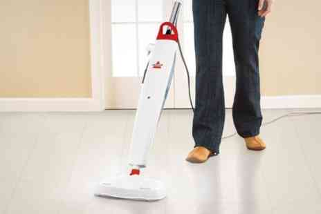 Electrics Warehouse - Award Winning Bissell Steam Mop - Save 53%