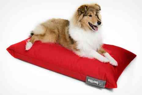 Buyyourbeanbags.co.uk - Dog Bed in Choice of Colours and Sizes - Save 58%