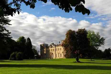 Lydiard House - In Wiltshire One Night Stay For Two With Murder Mystery Evening, Dinner and Breakfast - Save 18%
