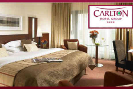 Carlton Shearwater Hotel - Two Night Co. Galway Stay for 2 with Spa Discounts - Save 52%