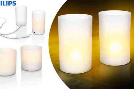 Luzern Solution Ltd - Choice of Philips LED Candles - Save 17%