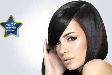Pure Hairdressing - Cut, blow dry and hair treatment with the salon director - Save 75%