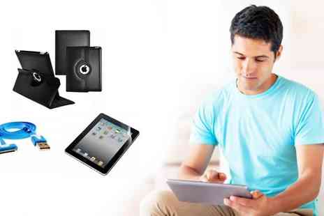 Accessorise My Mobile - iPad Accessory Bundle - Save 72%