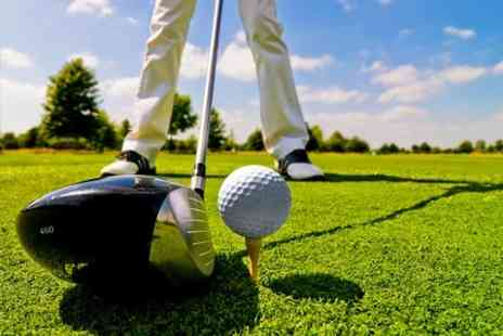 St Andrews Golf Co. - PGA Golf Lessons - Save 60%