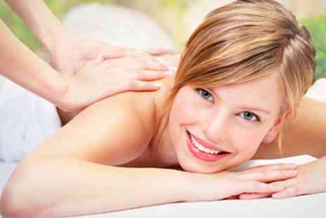 Touch Spa - Massage and Facial - Save 60%
