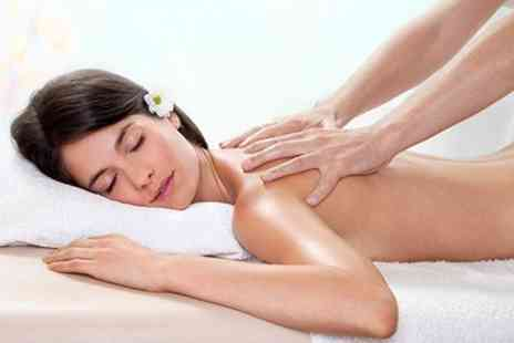 The Hares Clinic - One Hour Sports Massage, Osteopathy or Acupuncture Session - Save 63%