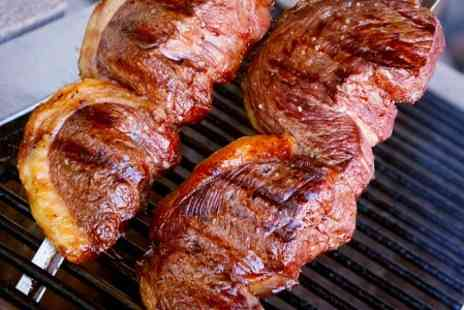Rodizio Britannia - All You Can Eat Brazilian Grill - Save 54%