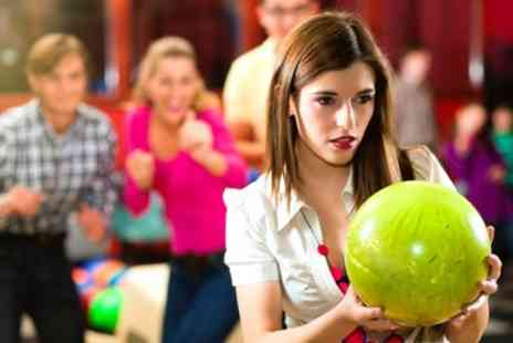 Widnes Superbowl - Bowling For Up to Four - Save 59%