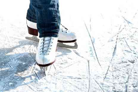 Blue Ice Solihull Rink - Ice Skating - Save 61%