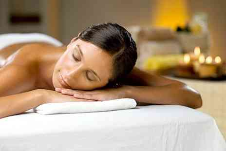 Health and Well Being Spa - Full Body Massage Plus Facia - Save 48%