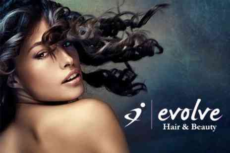 Evolve Fitness - Cut  Blow Dry and Conditioning Treatment - Save 50%