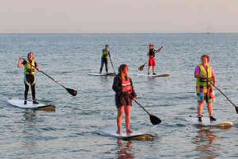 Lagoon Watersports - Three Hour Stand Up Paddleboarding Experience - Save 62%