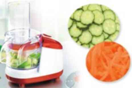 Good Ideas -  Multi Mix compact food processor - Save 20%