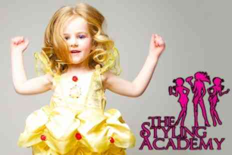 The Styling Academy - Two Hour Princess Tea Party for £24 - Save 63%