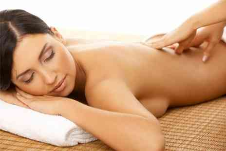 Oriole Beauty - One Hour Swedish Full Body Massage - Save 50%