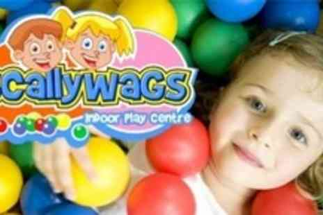 Scallywags Indoor - Childrens Party - Save 69%