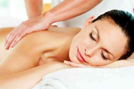 Innerspirit Hair and Beauty - Swedish Massage and Facial Plus Manicure and Pedicure - Save 71%