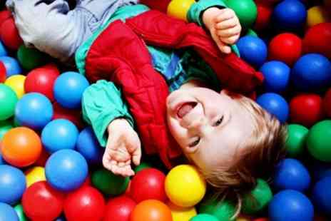 Playtime Cannock - Soft Play Entry For One Child trampoline jungle zone  - Save 55%