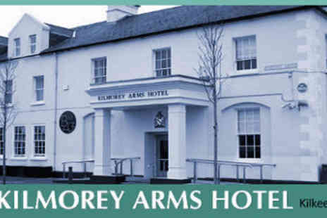 Kilmorey Arms Hotel - 2 Nights Bed & Breakfast for 2 - Save 60%