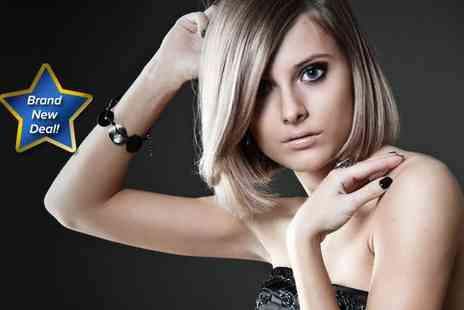 Sara Salon - Full head of colour or a half head of highlights, plus a wash, cut, blow dry and treatment - Save 77%