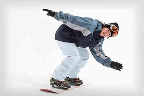 Chatham Ski Slope - One Lessons of Chatham Ski and Snowboard Centre - Save 52%