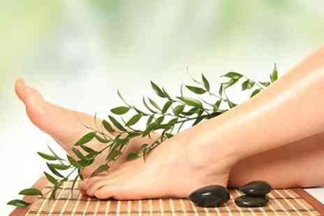 Healthy Feet - Verruca or Nail Fungus Treatment - Save 61%
