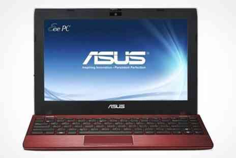 Box.co.uk - Asus 11.6 inch Notebook  Backlit screen AMD Dual Core C-60 processor Windows 7  - Save 23%