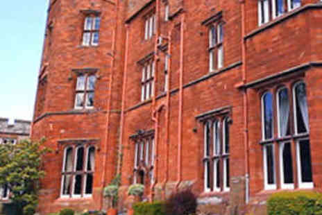 Ruthin Castle - Two Night Stay for Two People in a Noble Room - Save 59%