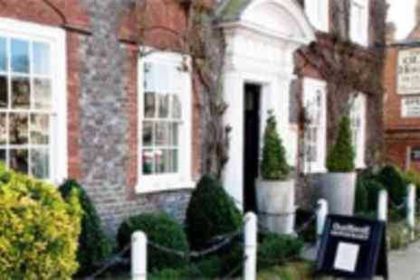 The Old House Hotel - An overnight stay for two with full English breakfast - Save 32%
