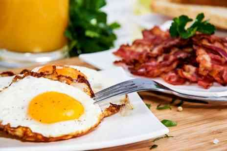 JDs Grill - American Themed Fried Breakfast For Two - Save 56%